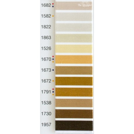 Madeira Polyneon 40 beige Col. 1682
