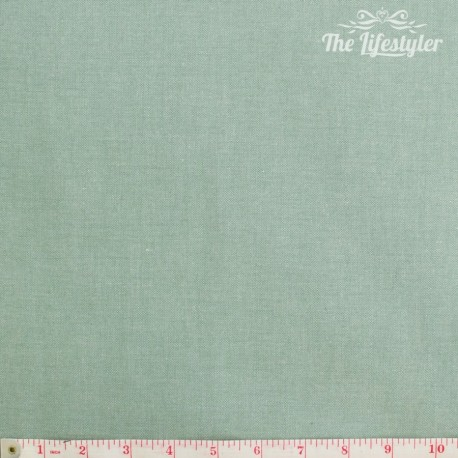 Westfalenstoffe - Copenhagen, woven solid light green