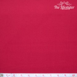 Westfalenstoffe - Copenhagen, woven solid red