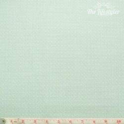 Westfalenstoffe - Cardiff, light green/white zigzag