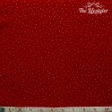 Westfalenstoffe - Noel, tiny dots on red