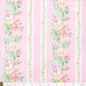 Free Spirit - Snapshot designed by Verna Mosquera, Blooming Border Stripe pink