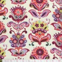 Free Spirit - Bright Heart by Amy Butler, Folk Bloom natural