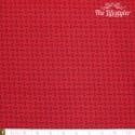 RJR - Black Grid on Red