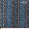 RJR - Haversack by Audrey Wright, Border Stripes