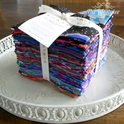 Kaffe Fassett - Fall 2015 Jewel, Fat Quarter Bundle of 25 pieces