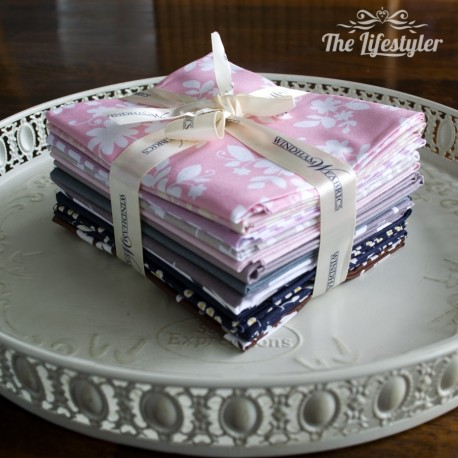 Windham Fabrics Petal Party, Fat Quarter Bundle of 13 pieces
