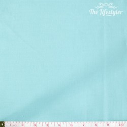 Westfalenstoffe - Capri, woven solid turquoise