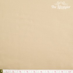 Westfalenstoffe - Lyon, woven solid light brown