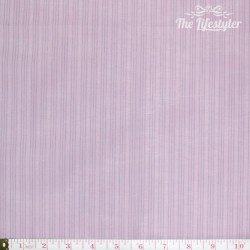 Westfalenstoffe - Torino/Princess woven tiny stripes lavender