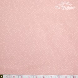 Westfalenstoffe - Princess tiny white dots on pink