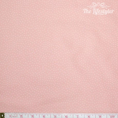 Westfalenstoffe - Princess tine white dots on pink