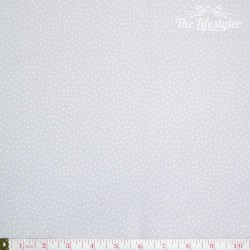 Westfalenstoffe - Princess tine white dots on grey