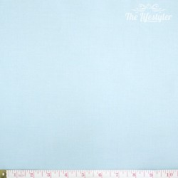 Westfalenstoffe - Berlin woven solid light blue
