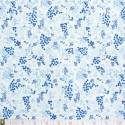 Westfalenstoffe - Berlin dotty grapes blue