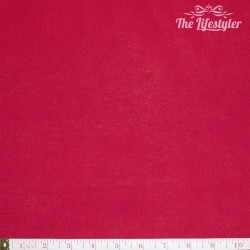 Westfalenstoffe - Young line solid red, kbA
