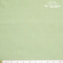 Westfalenstoffe - Wales woven tiny Vichy green/light green