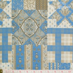 Westfalenstoffe - Cambridge Patchworkpattern