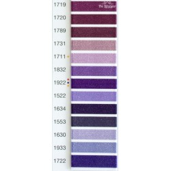 Madeira Polyneon 40 purple Col. 1789