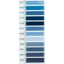 Madeira Polyneon 40 blue Col. 1871