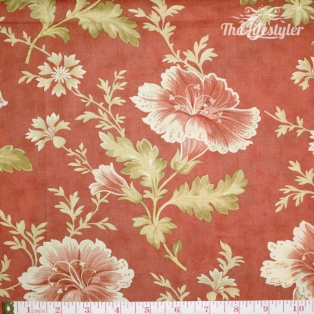 moda - Autumn Lily, flowers, red