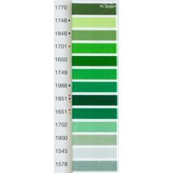 Madeira Polyneon 40 green Col. 1848