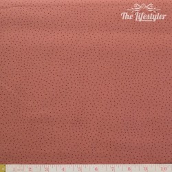 Westfalenstoffe - Lugano dotties on red