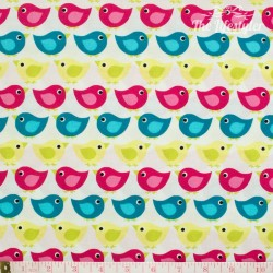 Westfalenstoffe - Young line Birds, organic