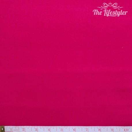 Westfalenstoffe - Young line solid pink, organic