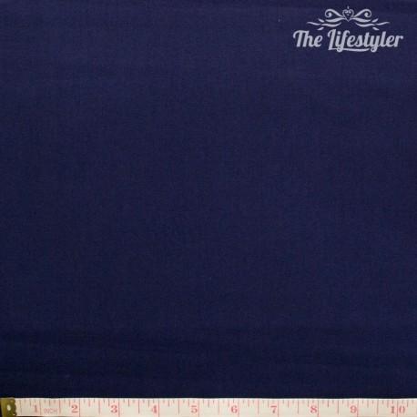 Westfalenstoffe - woven solid dark blue