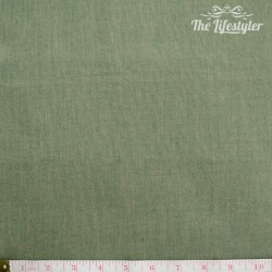 Westfalenstoffe - Lugano woven solid green