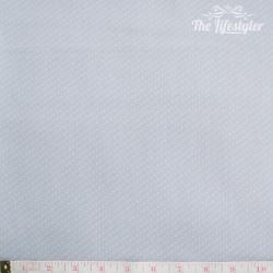 Westfalenstoffe - Lyon white dotties on light grey