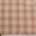 Westfalenstoffe - Dublin woven multicolour check on cream