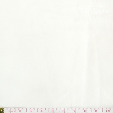 Westfalenstoffe - woven solid white