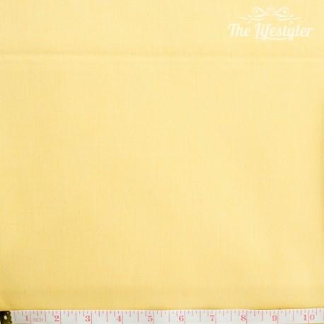 Westfalenstoffe - woven solid light yellow
