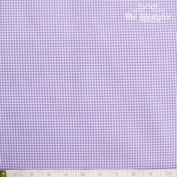 Westfalenstoffe - Capri, woven tiny Vichy purple