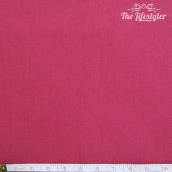 Westfalenstoffe - Wales, woven solid red