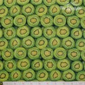 "NZ Fabric - ""Kiwi Fruit"""