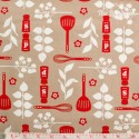 Westfalenstoffe - Kitchen, utensils, red