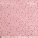 Westfalenstoffe - Princess tiny flowers on pink