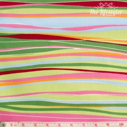 Westfalenstoffe - Wales multicolour stripes