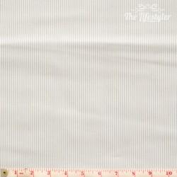 Westfalenstoffe - Rosenborg/Capri, tiny stripes light grey/white