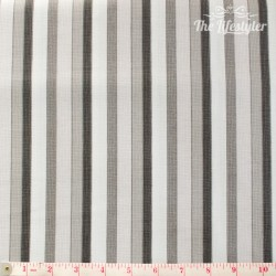 Wilmington Prints - Purple Haze, various grey stripes