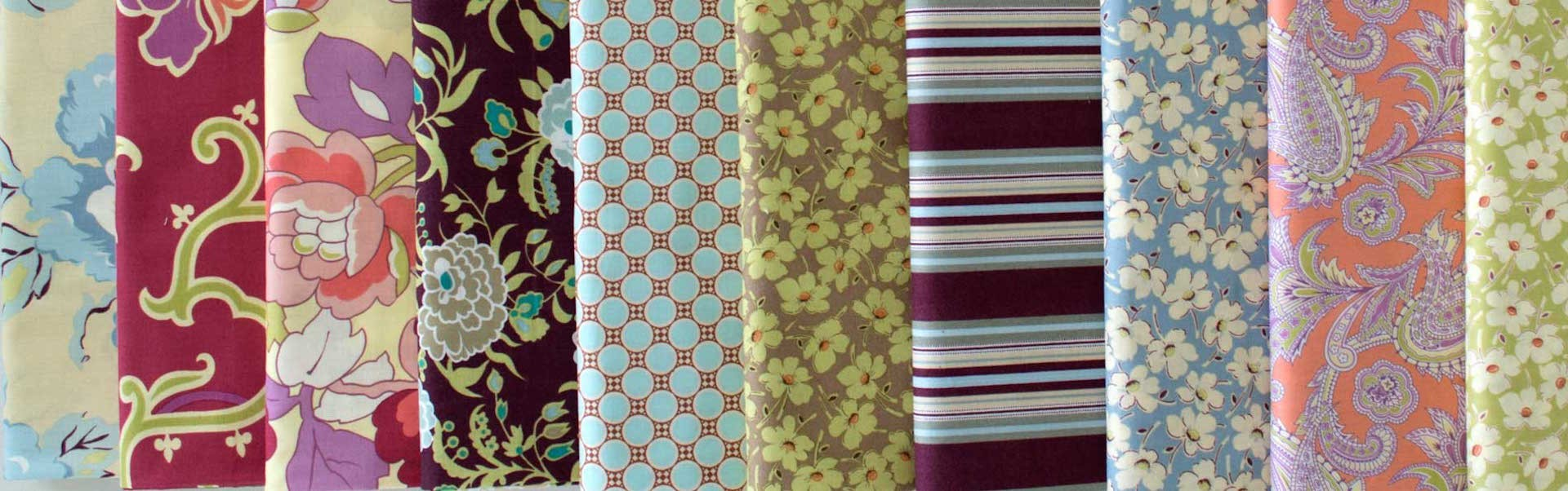 Fabric Varieties by Themes